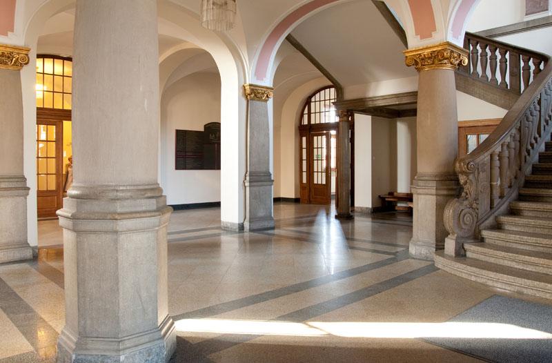 Collegium Iuridicum i Maius Uniwersytetu im Adama Mickiewicza