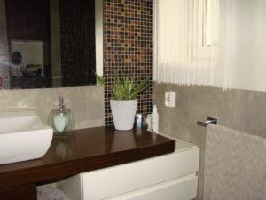 Łazienka zaprojektowana przez naszych projektantów